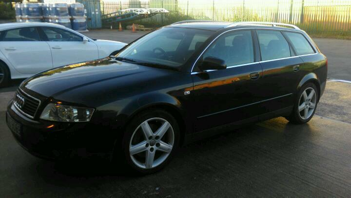 2002 audi a4 2 5 tdi quattro sport avant in hucknall nottinghamshire gumtree. Black Bedroom Furniture Sets. Home Design Ideas