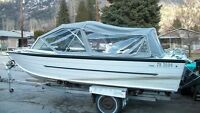Starcraft project boat for sale