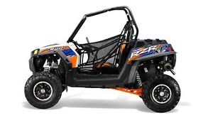 PIECES PARTS USED USAGÉ UTV SXS POLARIS RZR 900 2013