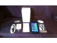 Samsung Galaxy Xcover 4 SM-G390F Black +1 year warranty new boxed + accessories