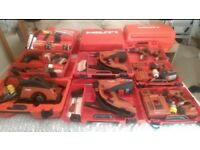 Hilti power tools for sale