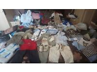 Baby Boys Clothes 6-9 months Several designer labels, huge amount all excellent condition