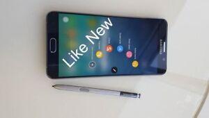 Samsung Galaxy Note 5 Débloqué Nouvelle Condition, 32GB