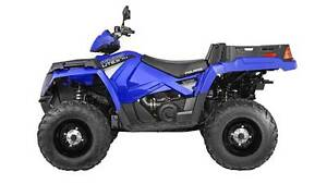 New 2016 Polaris Sportsman 570 UTE, Power Steering, 44hp Bungalow Cairns City Preview