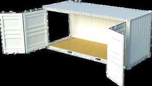 New 20' OPEN SIDE Containers Peterborough Peterborough Area image 4