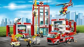 LOADS OF LEGO CITY **FAR TO MUCH TO LIST**