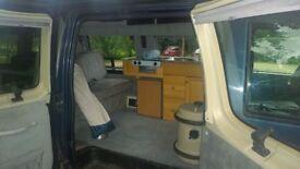 Ford Econoline E150 LPG Dayvan Camper American RV V8 Chevy GMC E250 E350 Motorhome Caravan
