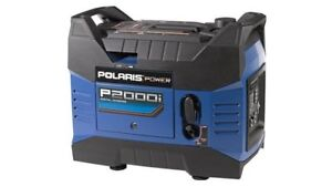 2015 POLARIS GÉNÉRATRICE P2000i DIGITAL INVERTER