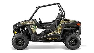 Used 2015 Other RZR 900 CAMO