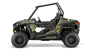 Used 2015 Polaris RZR 900 CAMO