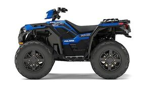 2017 POLARIS SPORTSMAN 850 SP ABS