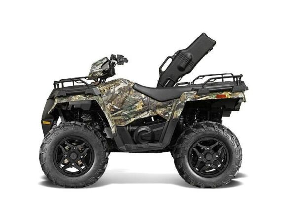 Used 2015 Polaris SPORTSMAN 570 SP HUNTER EDITION