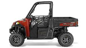 Polaris Ranger XP 900 EPS LE Fulham West Torrens Area Preview