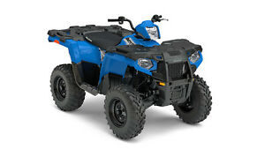 New 2017 Polaris Sportsman 450HO - Save Thousands!