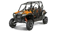 2014 Polaris RZR 4 900 EPS