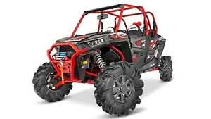 2016 Polaris RZR XP 4 1000 EPS HIGH LIFTER