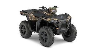 2017 POLARIS SPORTSMAN 850 SP CAMO