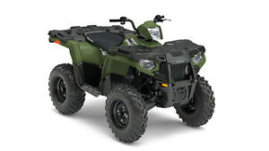 New 2017 Polaris Sportsman 570 - Save Thousands!