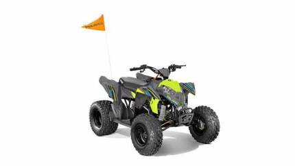 POLARIS OUTLAW 50cc YOUTH QUAD - SAVE $400 Fulham West Torrens Area Preview