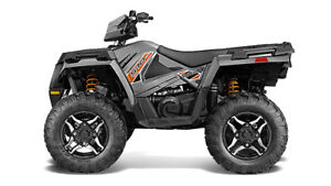 Save $1500 off Retail on new 2017 Sportsman 570 SP