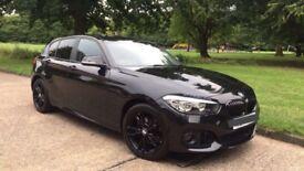 BMW 1 series 120d xdrive 2017 sat nav