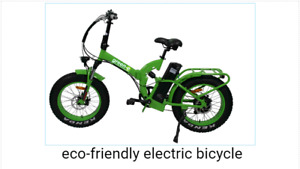 Electric Bicycle, 48V 500W, Brand New In Box (BNIB), Foldable