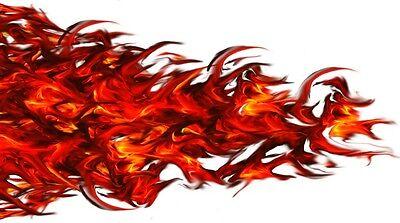 Reaper Skull Flame Golf Cart Graphics Decal Decals EZGO Club Car Yamaha Flames