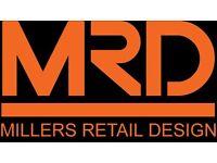 Shopfitter for Modular Equipment