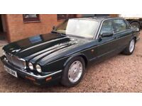 Jaguar XJ Executive LPG Gas Conversation Green 1997 Petrol