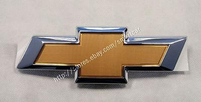 Tailgate Bowtie emblem badge for 2012 2013 2014 2015 Chevrolet Cruze5 Hatchback