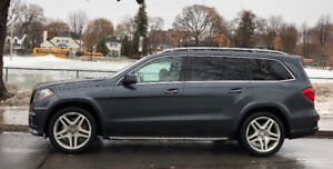 2014 Mercedes-Benz GL-Class SUV, Crossover