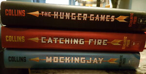 Hunger Games Trilogy - Suzanne Collins