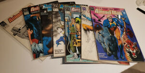 Animal Man #1-26 DC Comics Grant Morrison