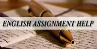 English assignment assistance from an experienced writer!