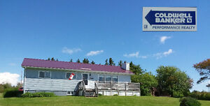 Fox Harbour ocean front cottage or home