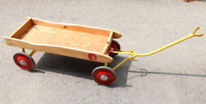 Antique Child's Wagon