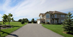 St. Lawrence River Views & Access - 97 Binnacle View on 1 Acre