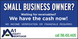Equity Loans of All Types! Low rates and no application fees! Edmonton Edmonton Area image 3