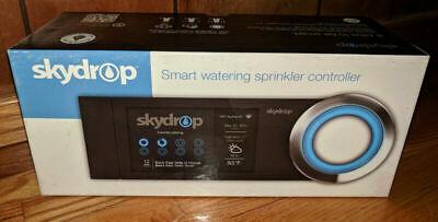 NEW SKYDROP HALO SDCRW1.08 WIFI SMART WATERING IRRIGATION SPRINKLER CONTROLLER