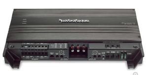 Rockford Fosgate Punch 450.4 4-channel car amplifier