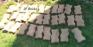Driveway Bricks  -  Lost email of last person enquiring.
