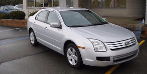 2006 Ford Fusion Sedan- E-TESTED AND SAFETY TESTED