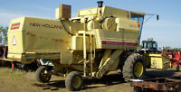 wanted 1400 or 1500 newholland combine
