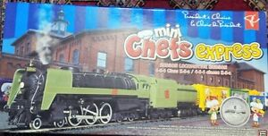 Train Set with Tracks NEW in BOXES: Never opened....SEALED