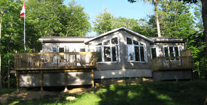 Muskoka Cottage Rental Last Minute Special ONLY $999