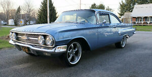 1960 Chevrolet Biscayne 409 ci (Trade 69 Camaro or 32 Ford)