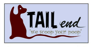 TAIL END DOG POOP SCOOPER SERVICES