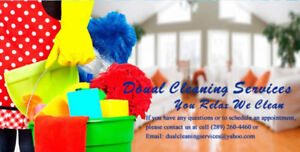 Dual Cleaning Services