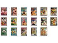 Vintage Intarsia Gary Kennedy 17 Original Knitting Pattern Booklets Bundle