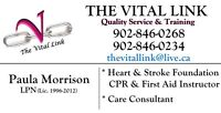 Standard First Aid/CPR Level C/AED $90 MAR 25TH